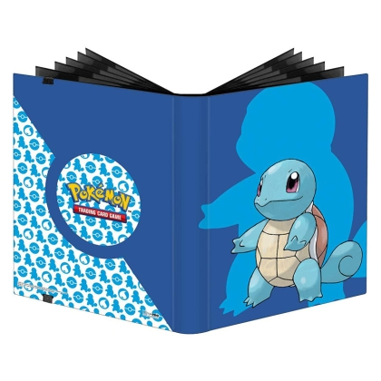UP - 9-Pocket Pro-Binder - Squirtle