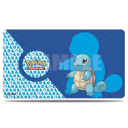 """ Pokemon TCG "" Playmat - Squirtle"