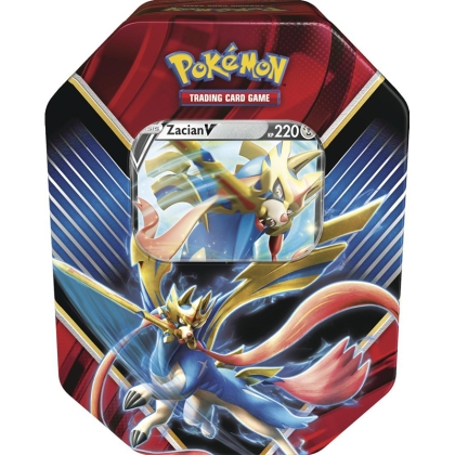 Pokemon TCG Legends of Galar Tin - Zacian V