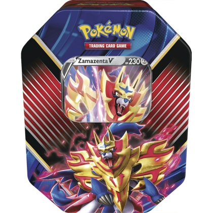 Pokemon TCG Legends of Galar Tin - Zamazenta V