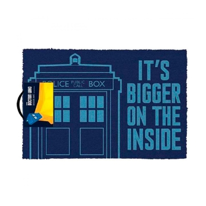 Doctor Who Постелка - Tardis - It's Bigger on the Inside