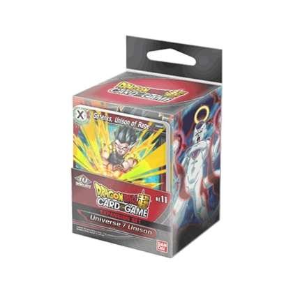 DRAGON BALL SUPER CARD GAME Expansion Set 11 -Universe 7 Unison-