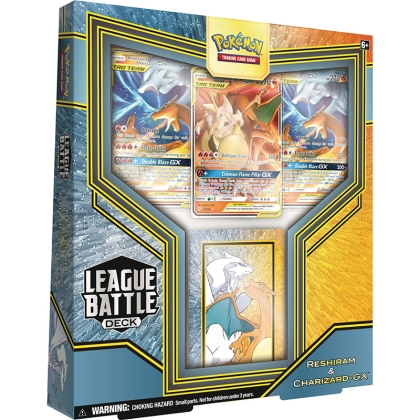 Pokemon TCG League Battle Deck - Reshiram & Charizard GX