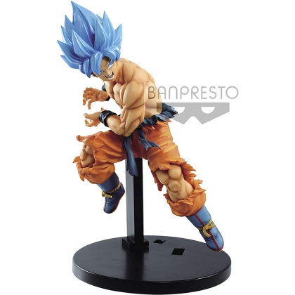 Dragon Ball Super Tag Fighters PVC Statue Son Goku 17 cm