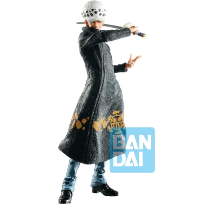 One Piece: 20th History Masterlise - Trafalgar figure 25cm