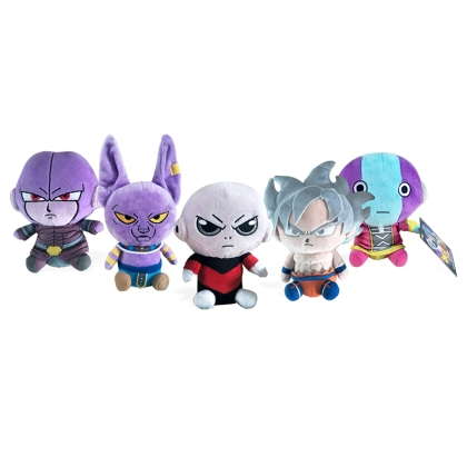 HOBBY COMBO: Dragon Ball Super - Плюшени Играчки + Funko Pop Future Trunks