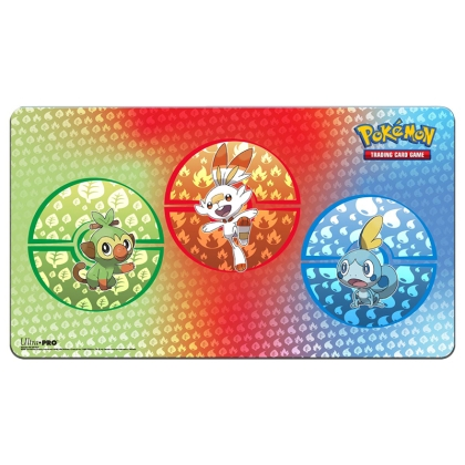 """ Pokemon TCG "" Sword and Shield - Sobble, Scorbunny & Grookey"