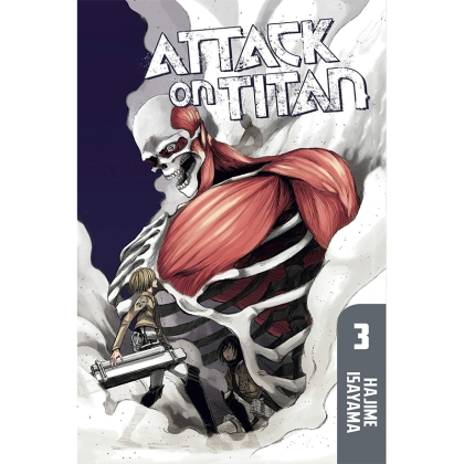 Манга: Attack On Titan vol. 3