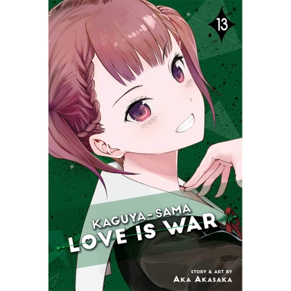 Манга: Kaguya-sama Love is War, Vol. 13