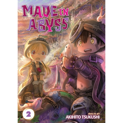 Манга: Made in Abyss Vol. 2