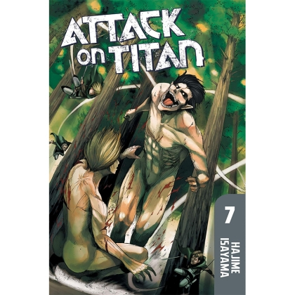 Манга: Attack On Titan vol. 7