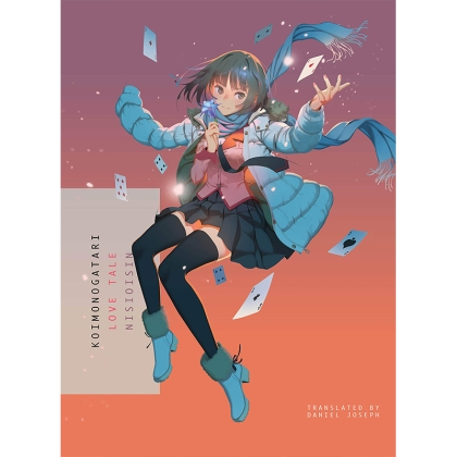 Light Novel : KOIMONOGATARI Love Tale
