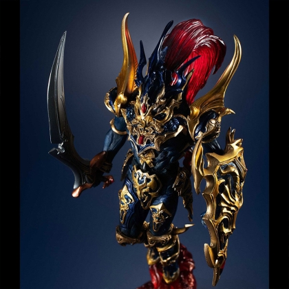 Yu-Gi-Oh! Duel Monsters Art Works Monsters PVC Statue Black Luster Soldier (Chaos Soldier) 30 cm