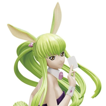 Code Geass Lelouch of the Rebellion Espresto C.C figure 22cm