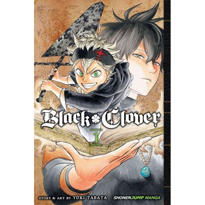 Манга: Black Clover Vol. 1