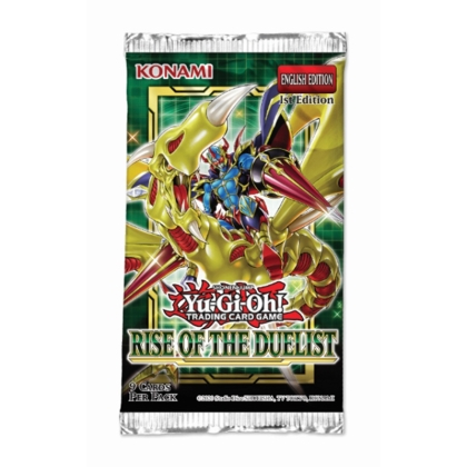 Yu-Gi-Oh! TCG Rise of the Duelist Booster