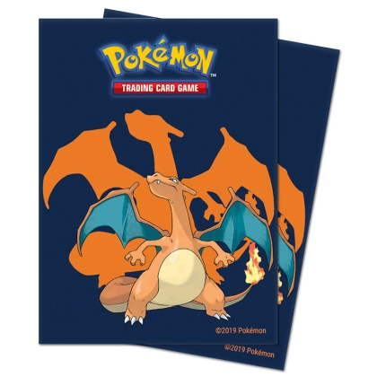 Pokemon TCG Sleeves 65 pc - Charizard