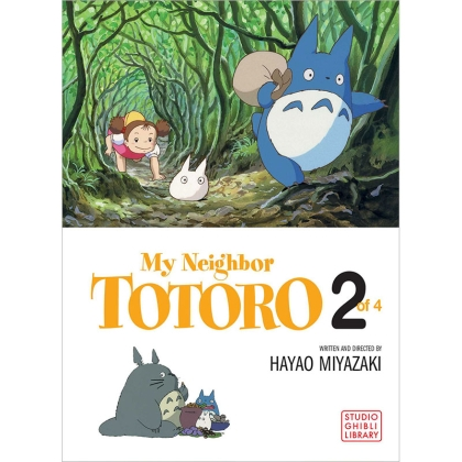 Манга: My Neighbor Totoro 2 Film Comic