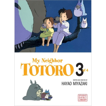 Манга: My Neighbor Totoro 3 Film Comic