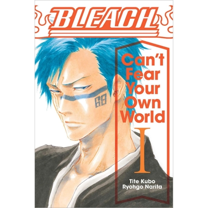 Light Novel: Bleach Can`t Fear Your Own World, Vol. 1
