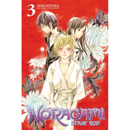 Манга: Noragami Stray God 3