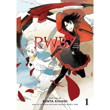 Манга: RWBY The Official Manga, Vol. 1