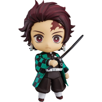 Kimetsu no Yaiba: Demon Slayer Nendoroid Action Figure Tanjiro Kamado 10 cm