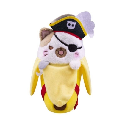 Bananya -  Plush Toy - Pirate Bananya