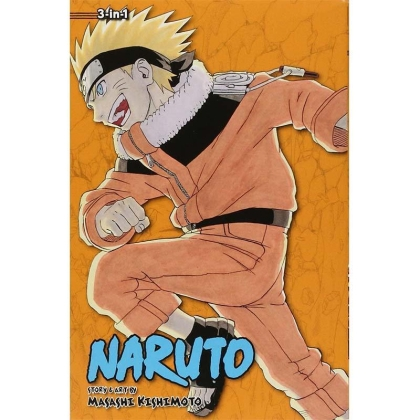 Манга: Naruto 3-in-1 ed. Vol.6 (16-17-18)