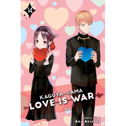 Манга: Kaguya-sama Love is War Vol. 14