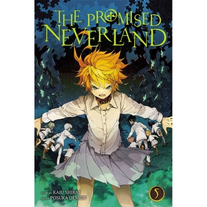 Манга: The Promised Neverland, Vol. 5