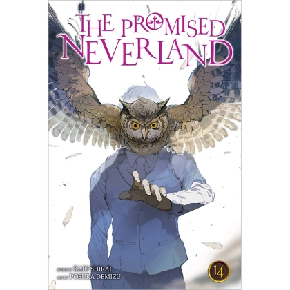 Манга: The Promised Neverland, Vol. 14