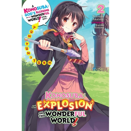 Light Novel: Konosuba: An Explosion on This Wonderful World!, Vol. 2