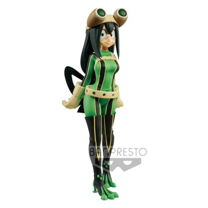 My Hero Academia Age of Heroes-Froppy and Uravity Tsuyu Asui figure 15cm