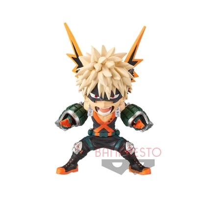 My Hero Academia The Movie Heroes: Rising WCF ChiBi Figure - Katsuki Bakugo