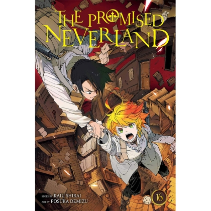 Манга: The Promised Neverland, Vol. 16