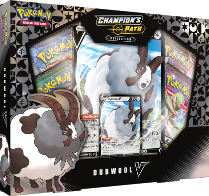 Pokémon TCG Sword & Shield 3.5 Champion's Path Collection - Dubwool