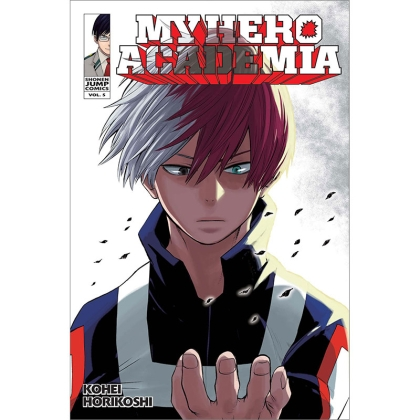 Манга: My Hero Academia Vol. 5
