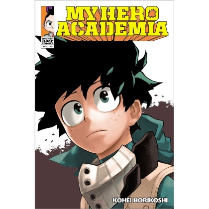 Манга: My Hero Academia Vol. 15