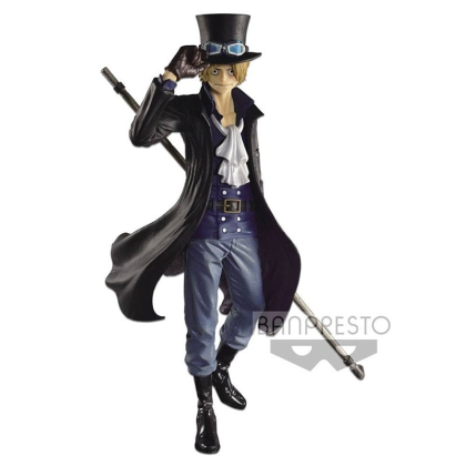 One Piece Scultures PVC Statue Big Zoukeio 4 Sabo 24 cm