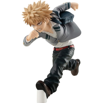 My Hero Academia Pop Up Parade PVC Statue Katsuki Bakugo 15 cm