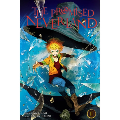 Манга: The Promised Neverland, Vol. 11