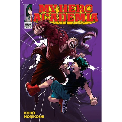 Манга: My Hero Academia Vol. 9