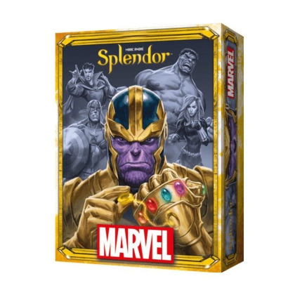 Splendor Marvel - Board Game