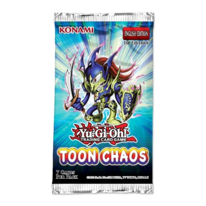 Yu-Gi-Oh! TCG Toon Chaos Booster Unlimited Reprint