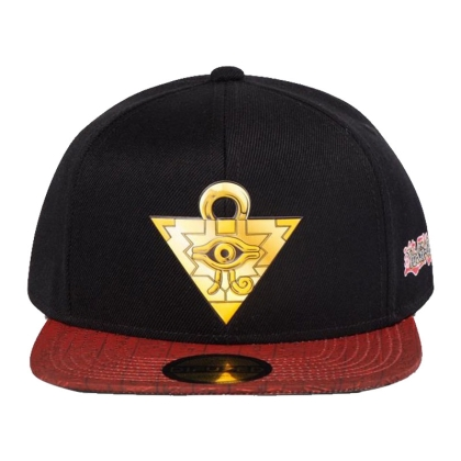 Yu-Gi-Oh! Duel Monsters - Snapback Cap - Millennium Puzzle