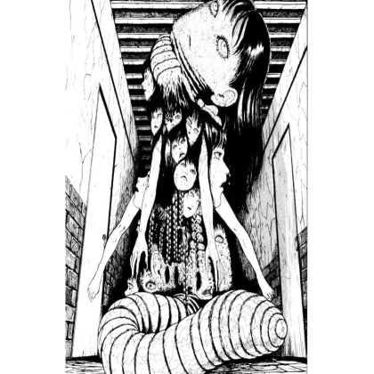 Art Book: The Art of Junji Ito
