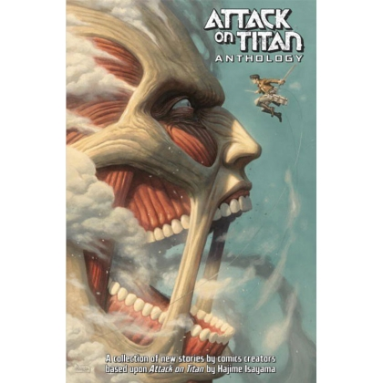 Комикс: Attack on Titan Anthology