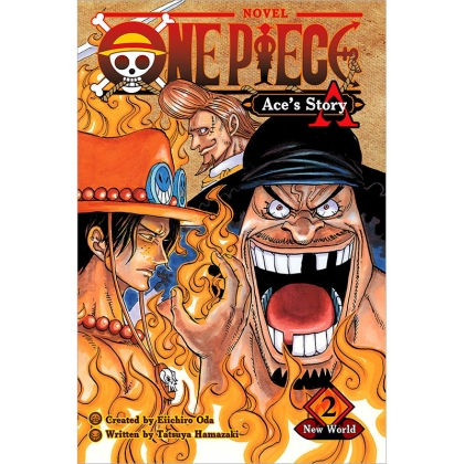 Light Novel: One Piece Ace`s Story, Vol. 2
