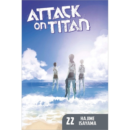 Манга: Attack On Titan vol. 22